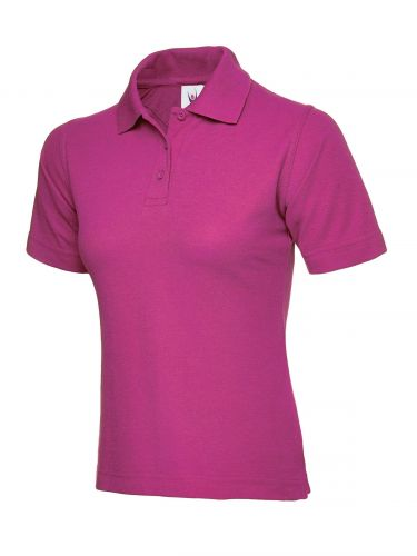 Ladies Polo Shirt UC106