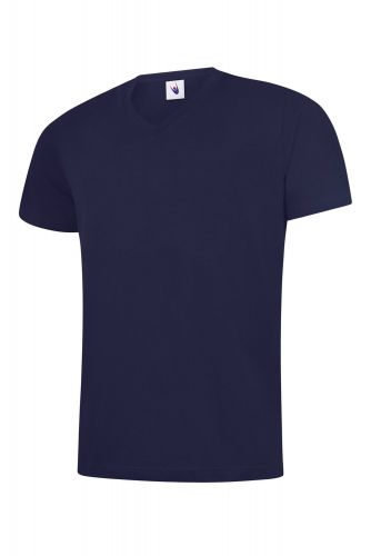 Mens V Neck T-Shirt UC317