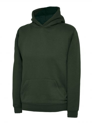 Childrens Original GLASS Hoody No Zip UC503