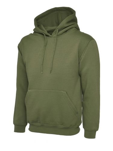 Ladies Hoody No Zip UC508