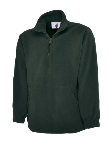 Mens Original GLASS Fleece 1/4 Zip UC602
