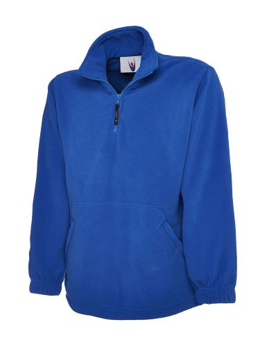 Mens 1/4 Zip Fleece UC602