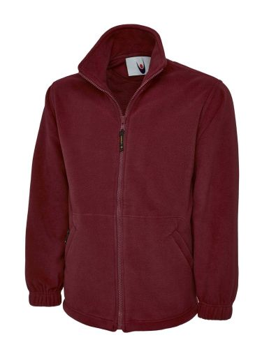 Mens Full Zip Fleece UC604