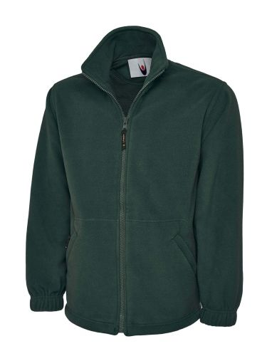 Mens Original GLASS Fleece Full Zip UC604