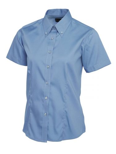 Ladies Short Sleeve Shirt UC704