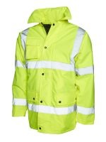 Original GLASS HiViz Safety Jacket UC803