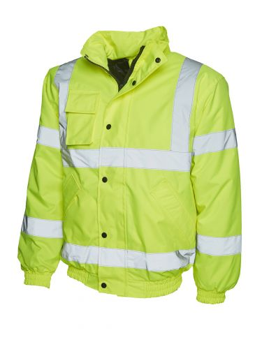 Original GLASS HiViz Bomber Jacket UC804